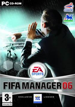 <b>运动类[足球经理2006]游戏介绍</b>