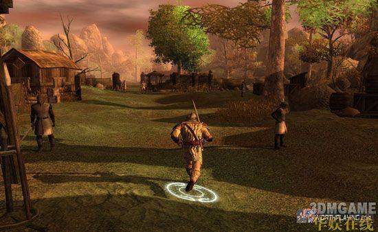 游戏环境壮美无比![无冬之夜2]新图