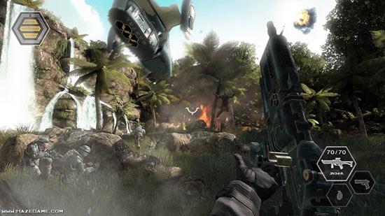 E3快讯!育碧发布全新FPS游戏[Haze]