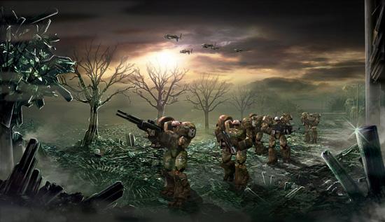 <b>[命令与征服3:泰伯利亚战争]E3展前前瞻</b>