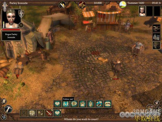 中世纪生活模拟RPG游戏[行会2]发售