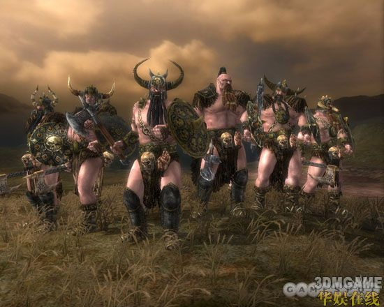[战锤:混沌印记]:打造属于自己的军队