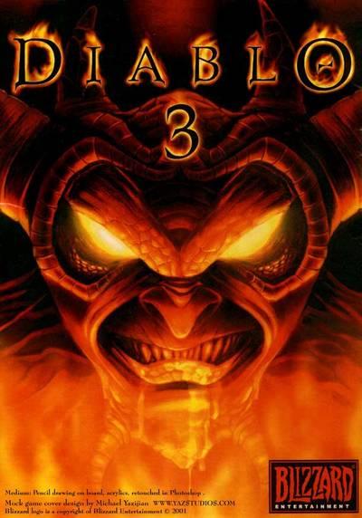 [Diablo]小说作者透露[暗黑破坏神3]正在酝酿中