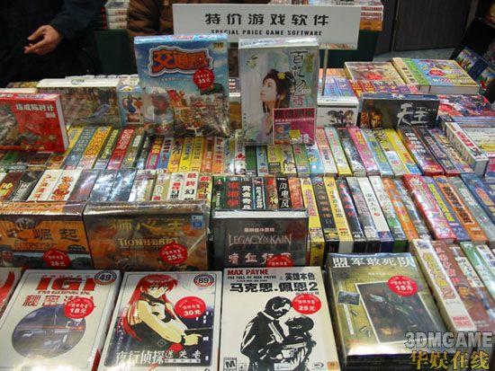 游戏结束!中国[单机游戏]市场连续5年缩水