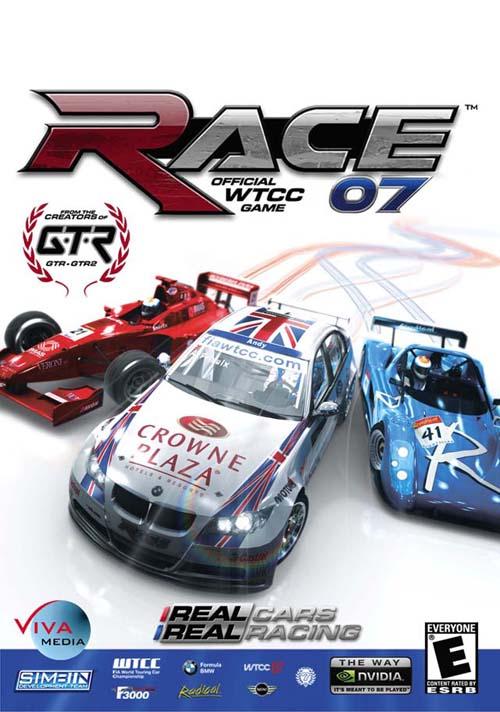 <b>[Race]的续作[赛车07]07年10月13日发售</b>