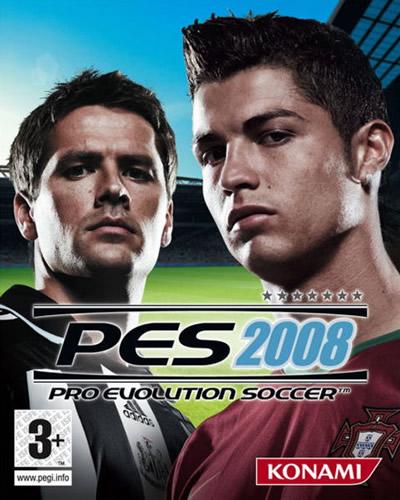 <b>知名足球游戏系列新作[实况足球2008]隆重发售</b>