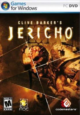 超血腥[克莱夫·巴克的耶利哥]2007年10月23日发售