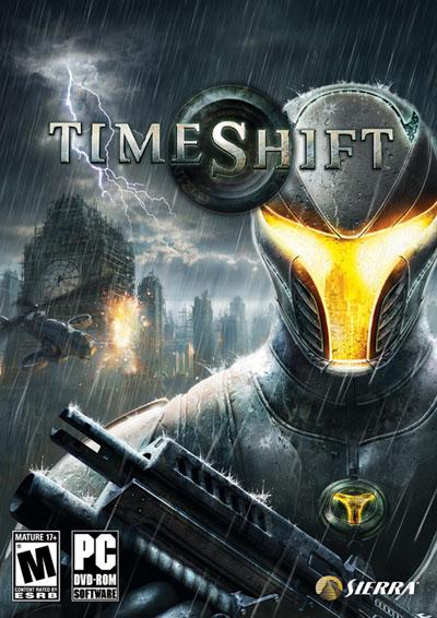 科幻题材第一人称射击游戏[时空飞梭]07年10月30日发售