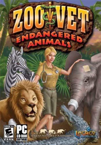 训练濒危动物[动物园兽医:濒危物种]07年11月1日发售