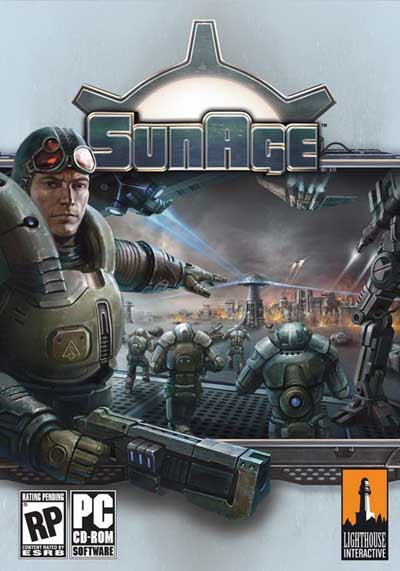 科幻即时战略游戏新作[太阳世纪]07年12月6日发售