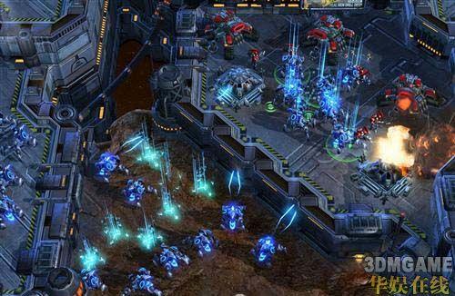 暴雪社区经理:星际争霸2是RTS之王