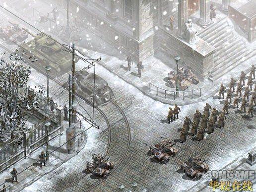 《盟军敢死队3:目标柏林》最新资料公布