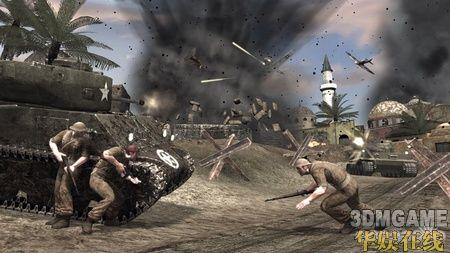 FPS《胜利时刻》 跨越整个二战历史进程