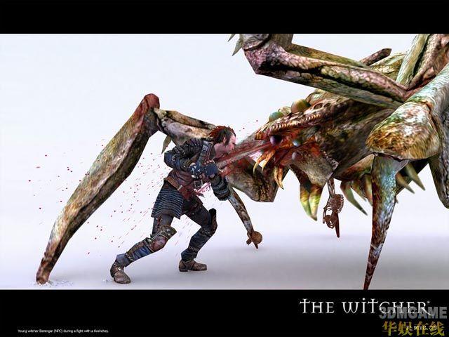 CD Projekt宣布将推出《巫师加强版》