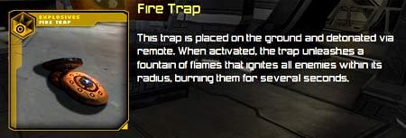 《太空围攻》武器装备前瞻爆炸物