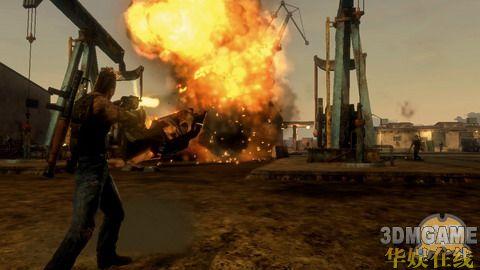 自由探索的枪战游戏《雇佣兵2:战火世界》新图