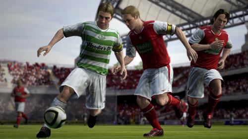 《FIFA2019》开发中游戏试玩前瞻!