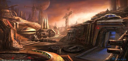 《星际争霸2》开始设计单人游戏内容