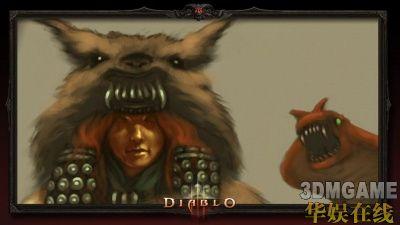 《暗黑破坏神3》德鲁伊职业猜测