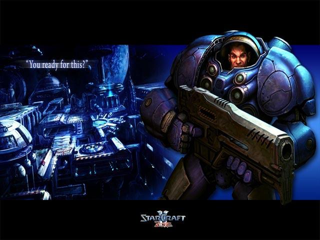 《星际争霸2》与AMD合作内幕透露