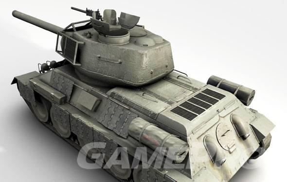 《使命召唤5:战争世界》多人模式新增坦克载具