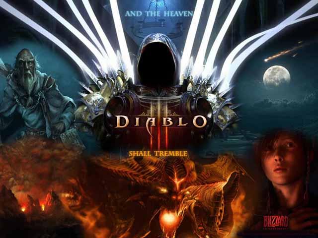 《暗黑破坏神3》属性分配方式类似《魔兽世界》