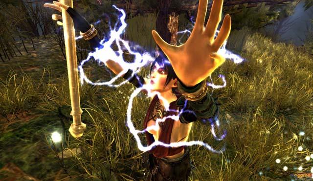 《龙腾世纪:起源》游戏特色+新画面公布