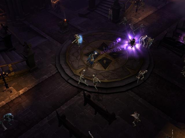 <b>《暗黑破坏神3》女巫试玩报告(二) 物品与技能</b>
