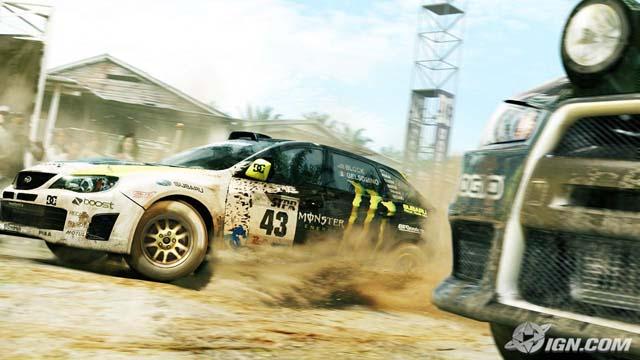 Codemasters宣布《科林麦克雷:尘埃2》09年面市