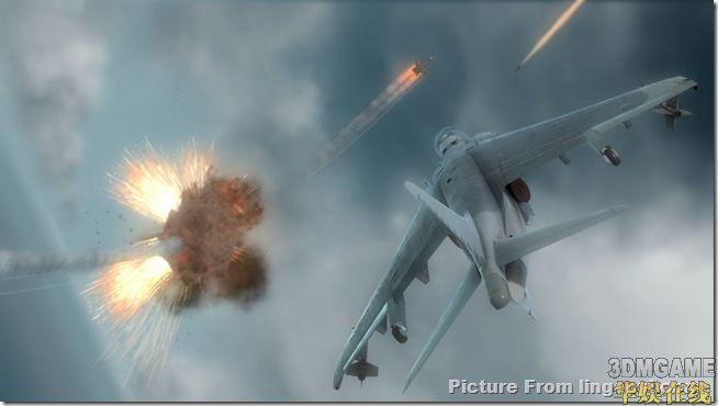 《汤姆克兰西的鹰击长空》PC试玩版配置要求公布