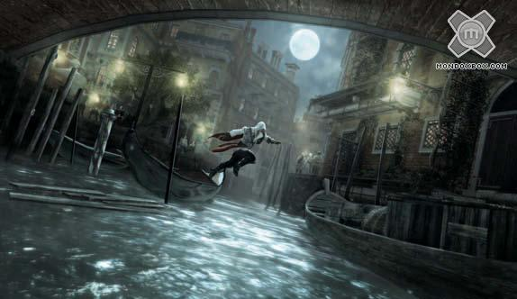 <b>多平台大作《刺客信条2》首批游戏画面震撼公布</b>