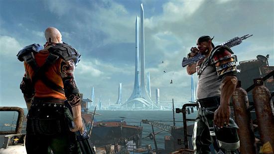 """情事2危险性游戏_""""革命性""""FPS游戏《危险边缘(Brink)》造势预告片 _3DM单机"""
