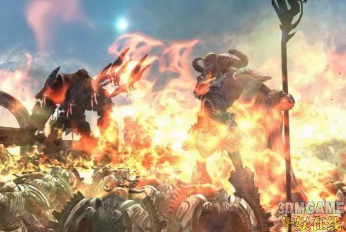 DotA风格游戏《半神》中文版现已上市