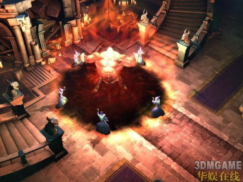Bashiok对《暗黑破坏神3》地牢的感想