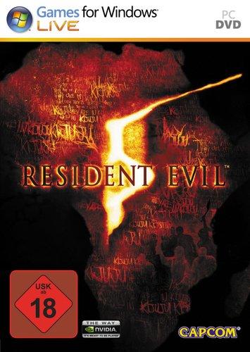 Capcom宣布PC版《生化危机5》发售日期