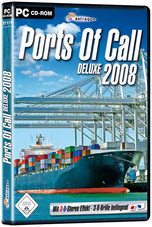 模拟经营游戏经典《港口:豪华版》发布