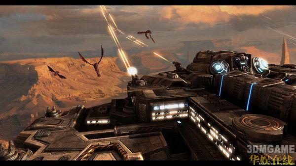 《星际争霸2》单人模式详细前瞻 大量兵种技能首度公布