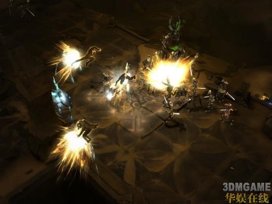 《暗黑破坏神3》因过于血腥恐将无法在大陆发行