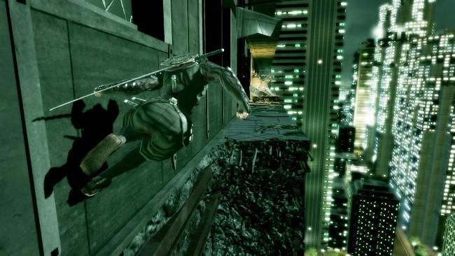 动作游戏《忍者之刃》PC版宣布10月发售