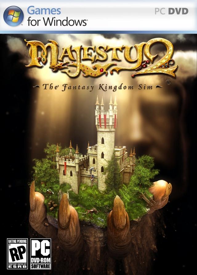 3DM工作室《王权2:幻想王国》简体中文正式版发布