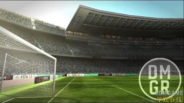 换肤主机版 《FIFA 10》PC版图形Mod