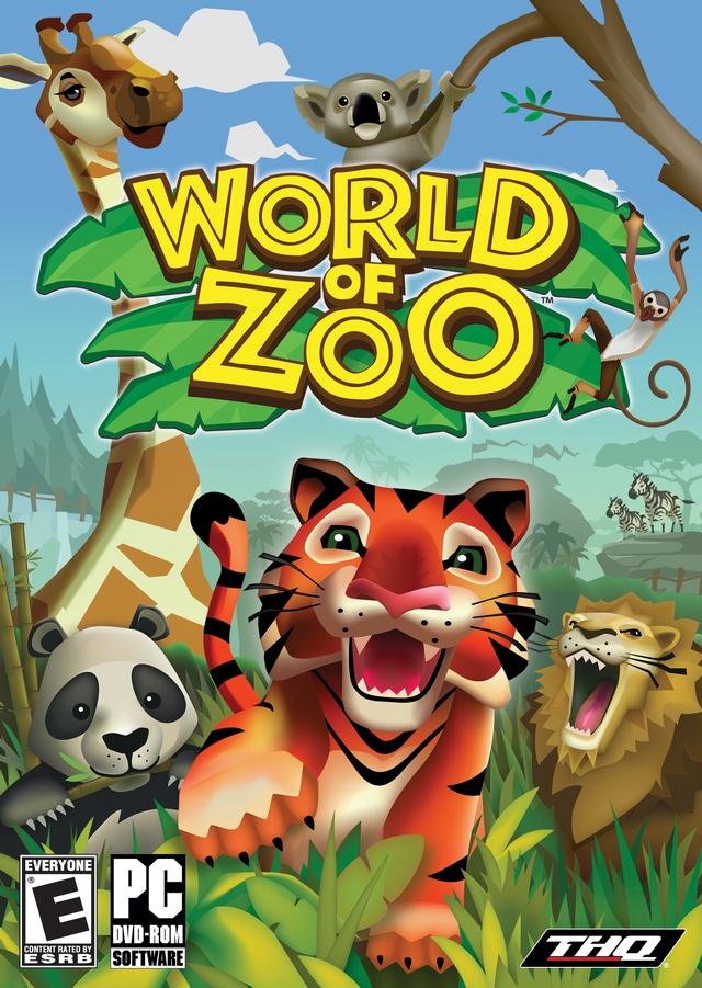卡通风格《动物园世界》发布