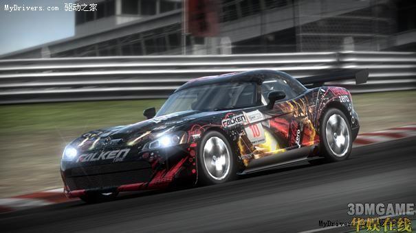 《极品飞车13:变速》新补丁将改善A卡支持