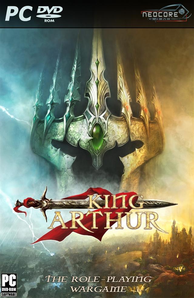 RTS与RPG相结合——《亚瑟王》发布