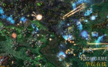 《星际争霸2》游戏部分细节详细解析