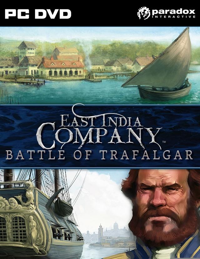 无视贸易,专注海战《东印度公司:特拉法加海战》发布