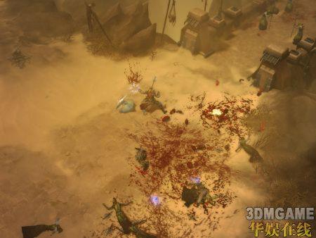 《暗黑破坏神3》复活不需试剂 但有其他限制