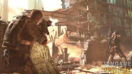 《特种部队:战线》震撼人心的全新演绎方式