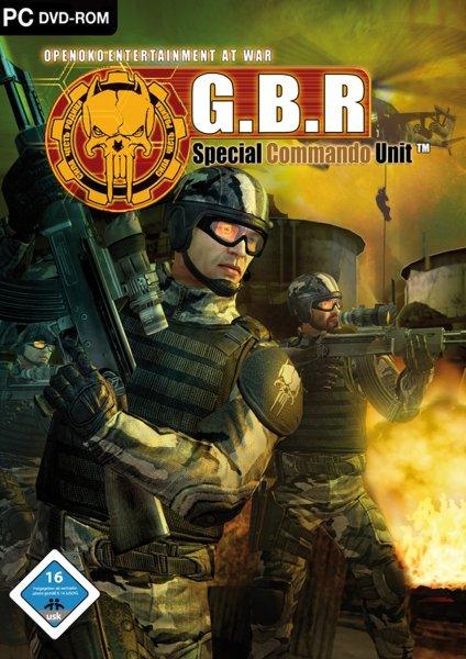 《GBR特种突击队》破解版发布