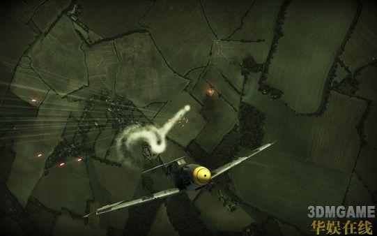 二战背景空战模拟游戏新作《掠食之翼》发布